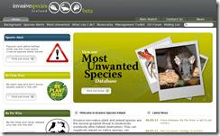 Invasive Species Ireland: protecting native biodiversity