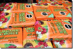 Organic Peat Free Compost -- image by Crinklecrankle.com on Flikr