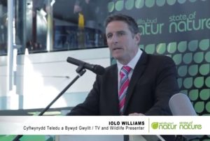 Iolo Williams State of Nature address