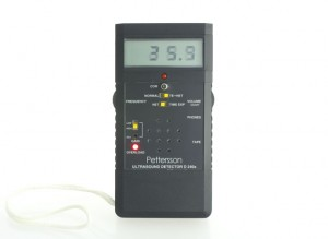 The Pettersson D240X Bat Detector
