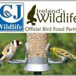 Ireland's WIldlife Official Bird Food Partner