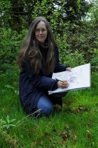 Wildlife Artist Sarah Corner