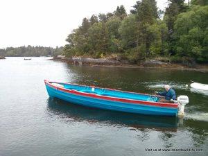 Boat trips Glengarriff, Co. Cork