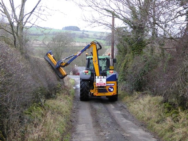 Plans for August hedge cutting shelved